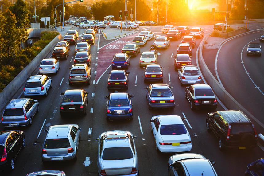 Контроль и регулирование транспортных потоков