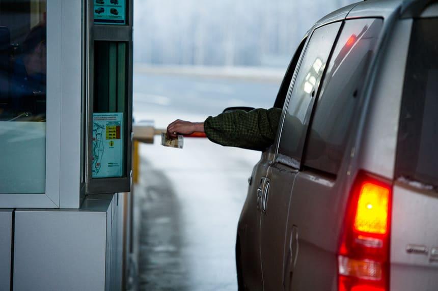 Тарифы платных дорог в регионах России
