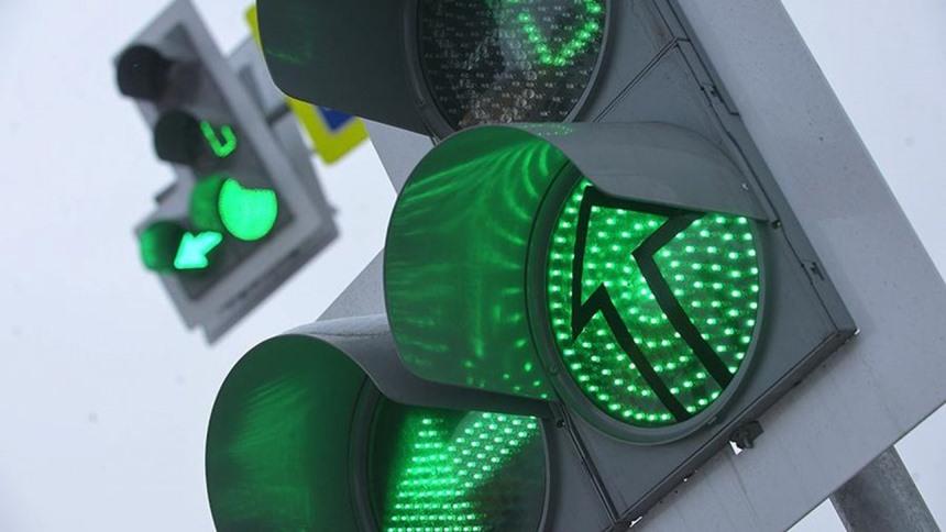 Принцип работы адаптивных умных светофоров
