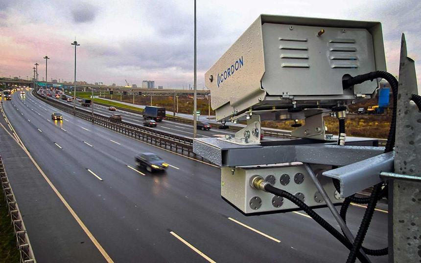 Влияние дорожных камер на безопасность движения