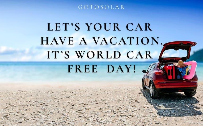 World carfree day