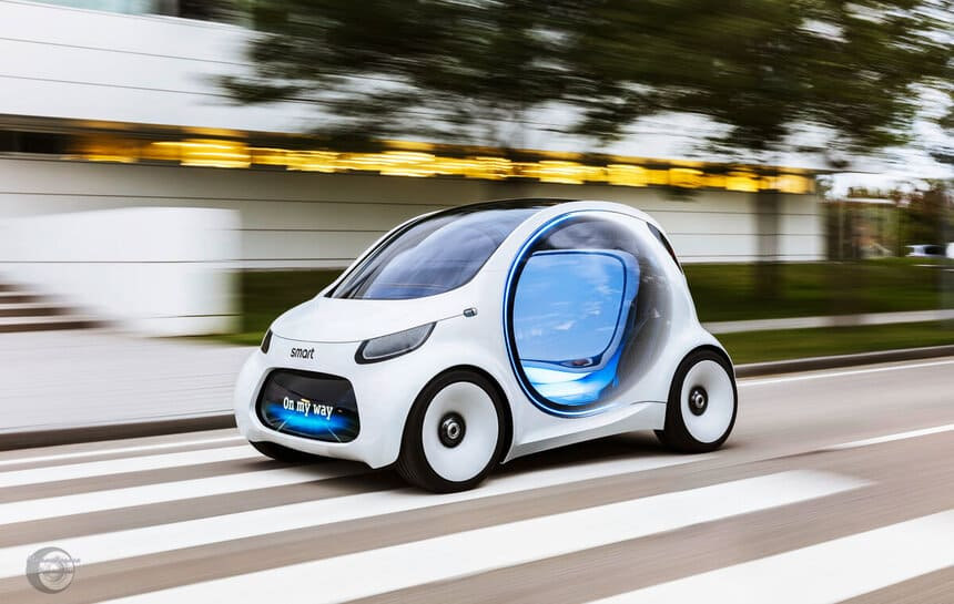 Транспортные средства с автопилотом