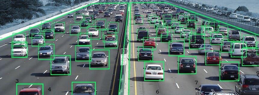 Отслеживание дорожного трафика
