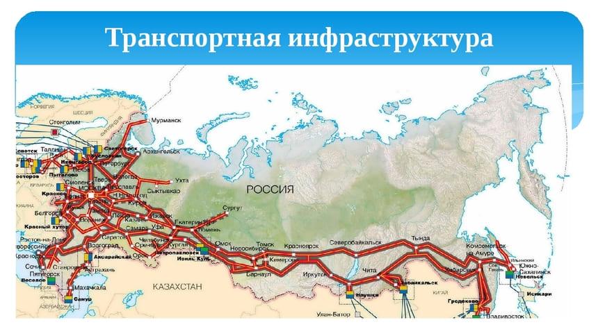 Комплекс транспортной системы