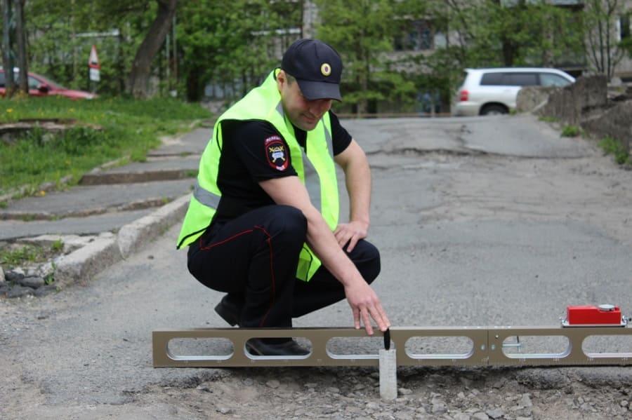 Установленные штрафы за плохие дороги