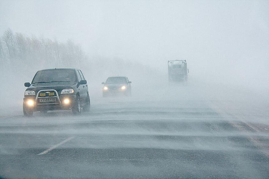 Влияние погоды на безопасность дорожного движения