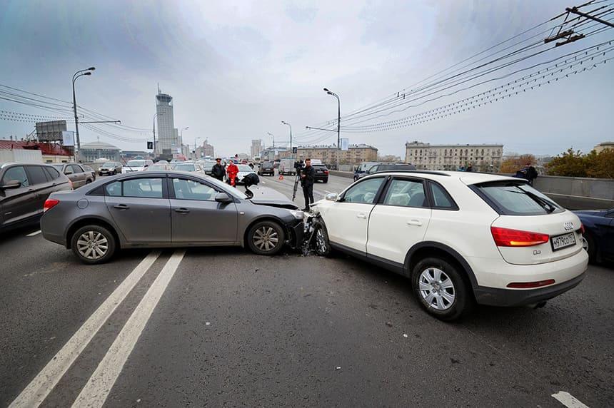 Оперативное устранение аварий на дороге