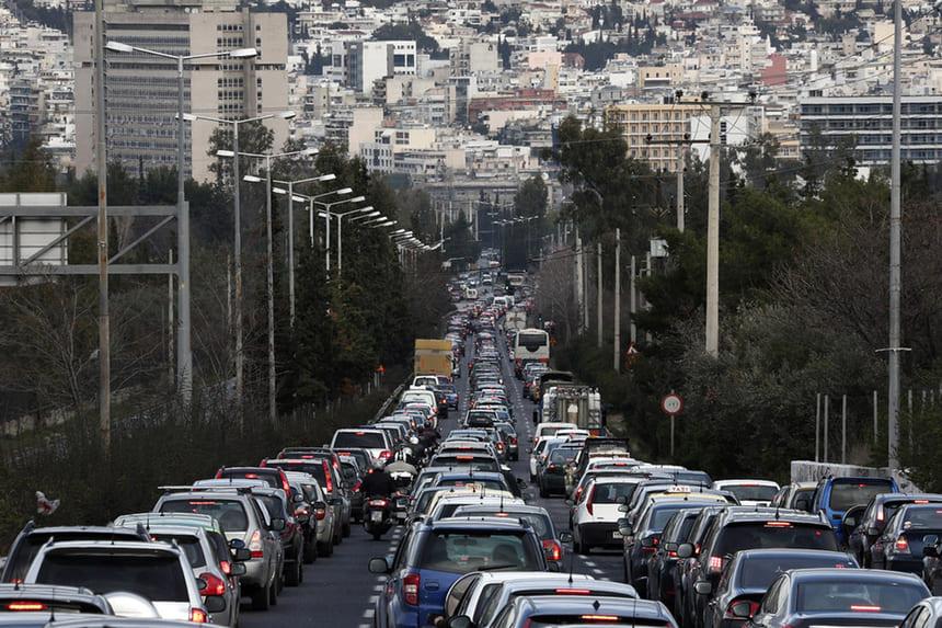 Четные и нечетные греческие номера автомобилей
