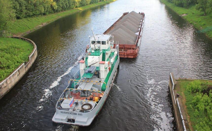 Внутренний водный транспорт