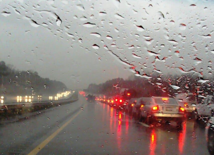 Состав комплекса оценки и прогнозирования погоды на дороге