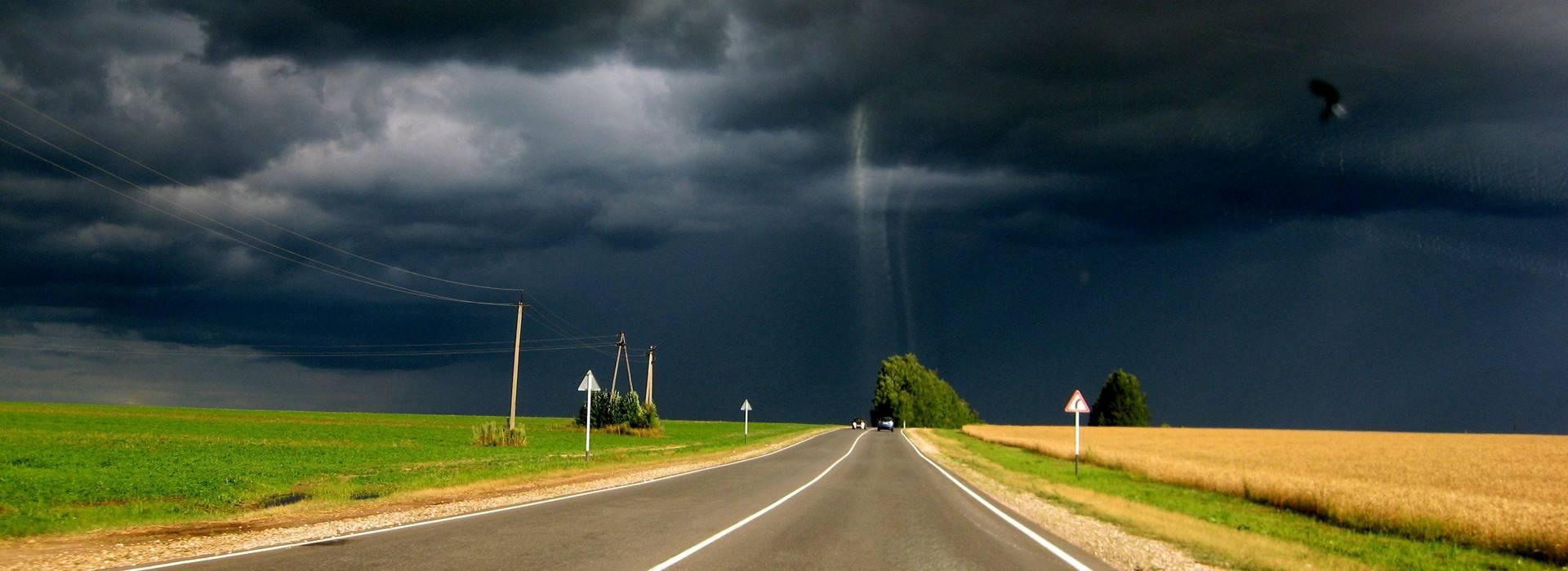 Погода на дороге