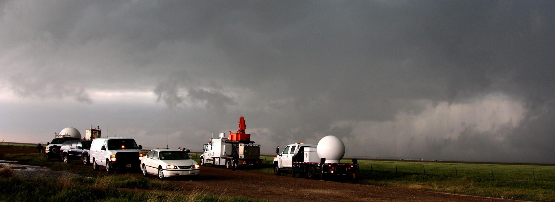 Как работают датчики погодных условий системы АДМС