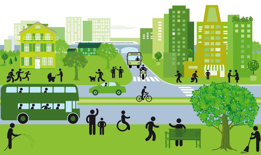 Факторы, снижающие безопасность городской среды