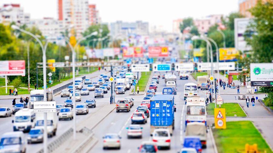 Интеллектуальные системы информирования на городских дорогах