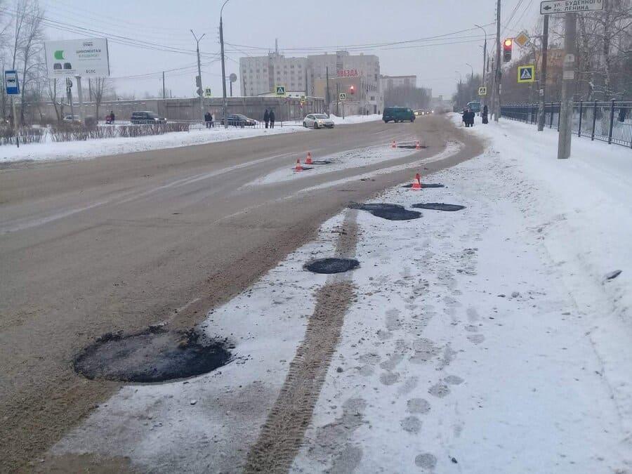 Риски проведения дорожных работ зимой