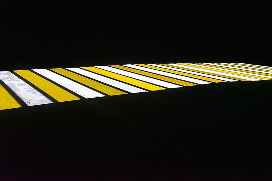 Необходимость светящихся «зебр» и других инноваций на дороге
