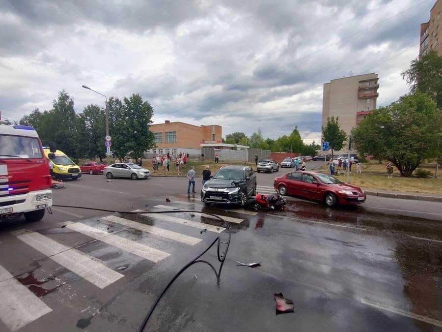 Пути снижения смертности на дорогах в городах России