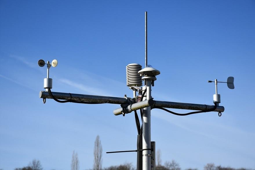 Ключевые задачи системы метеомониторинга
