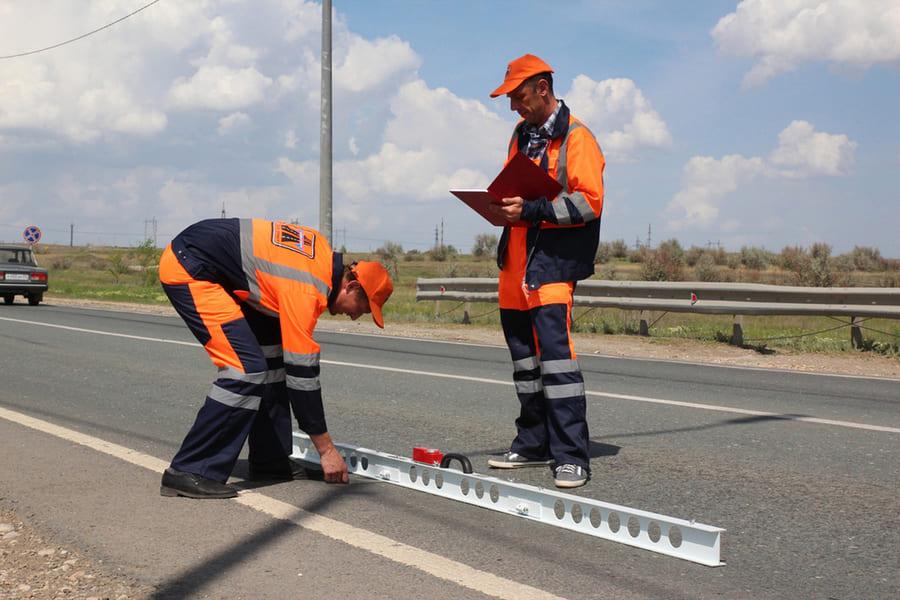 Оборудование для оценки ровности дорог