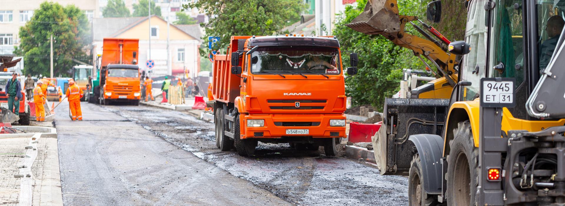 Когда можно проводить дорожные работы: сезонность, погодные условия