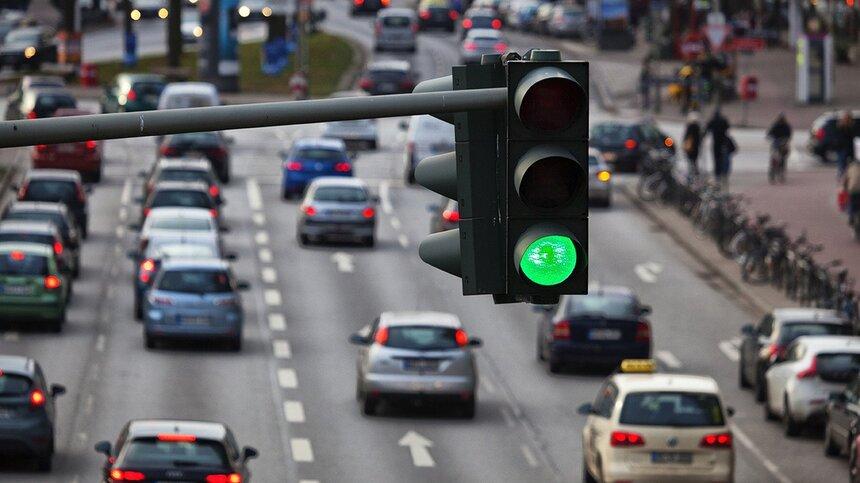 Задачи светофорного регулирования
