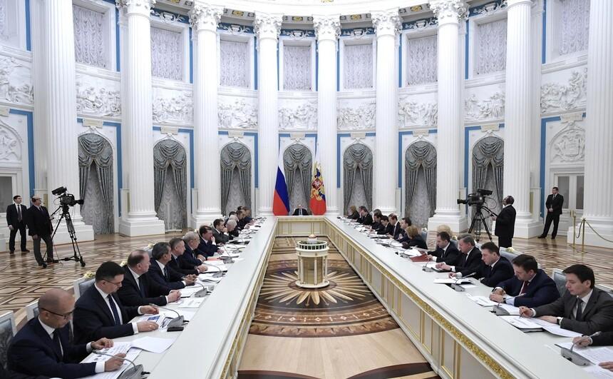 Идея нацпроектов в России