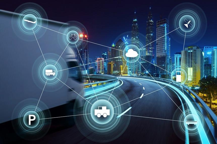Элементы интеллектуальной транспортной системы