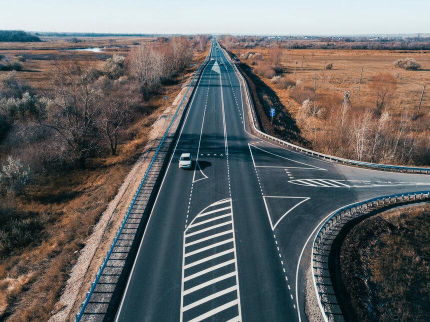 Региональная и местная дорожная сеть