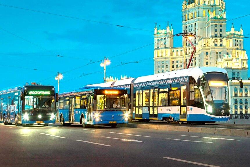 Модернизация пассажирского транспорта в городских агломерациях