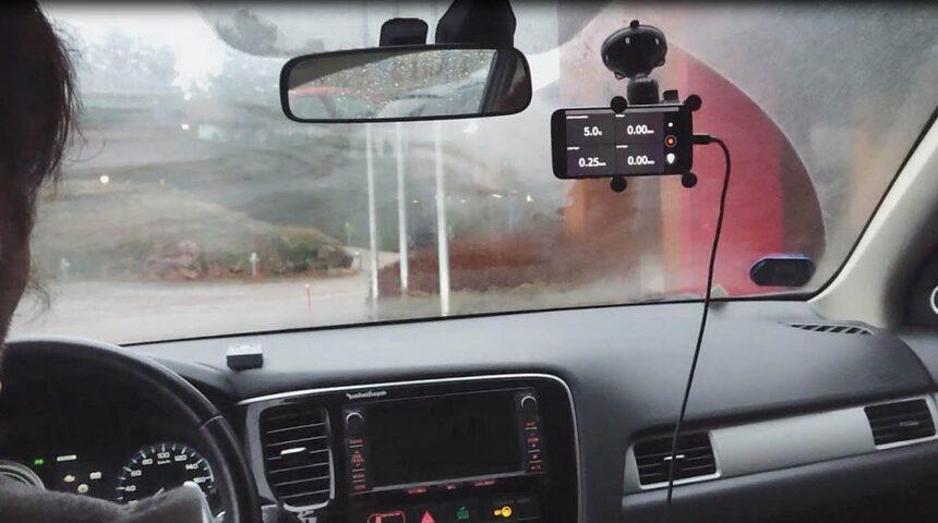 Достоинства мобильных дорожных метеосистем