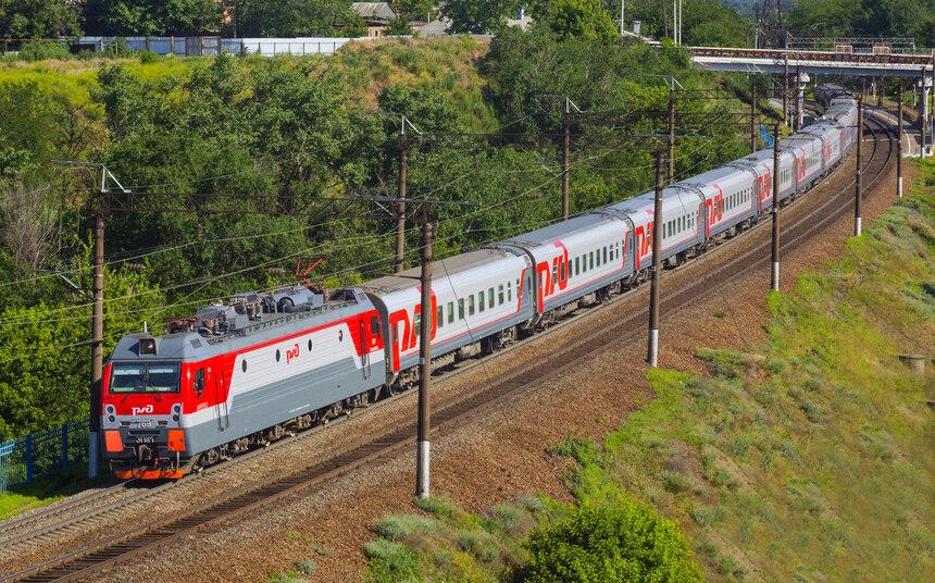 Железнодорожный транспорт и транзит