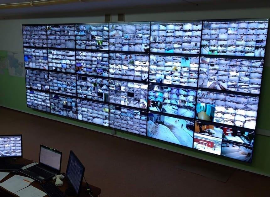 Суть системы видеонаблюдения