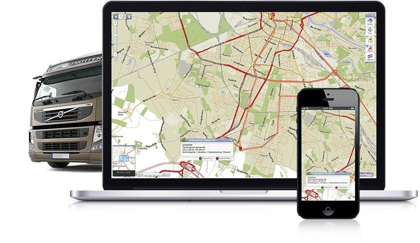 Описание системы мониторинга транспорта