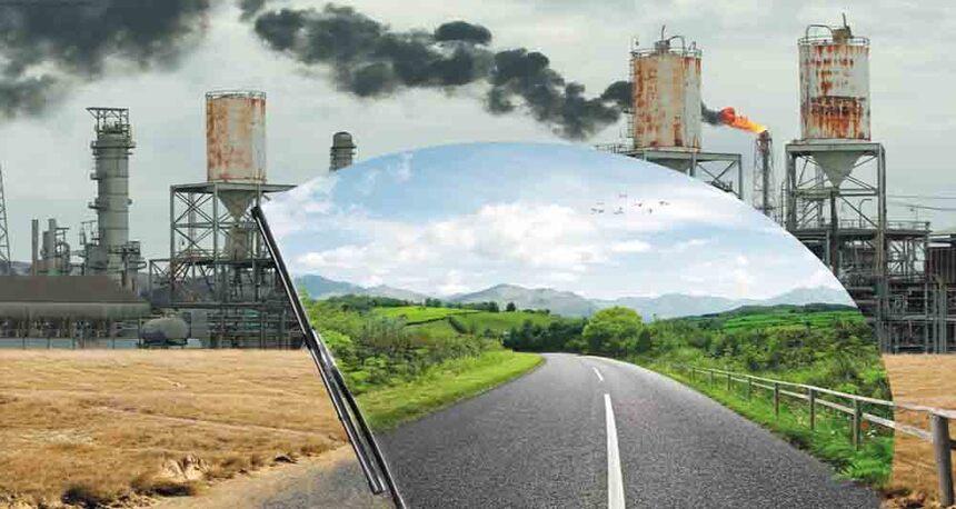 Классификация систем экологического мониторинга