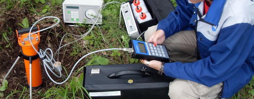 Мобильное оборудование для систем экологического мониторинга