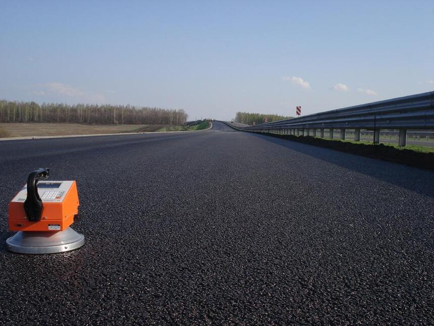 Комплексная система контроля состояния автомобильных дорог для дорожных служб