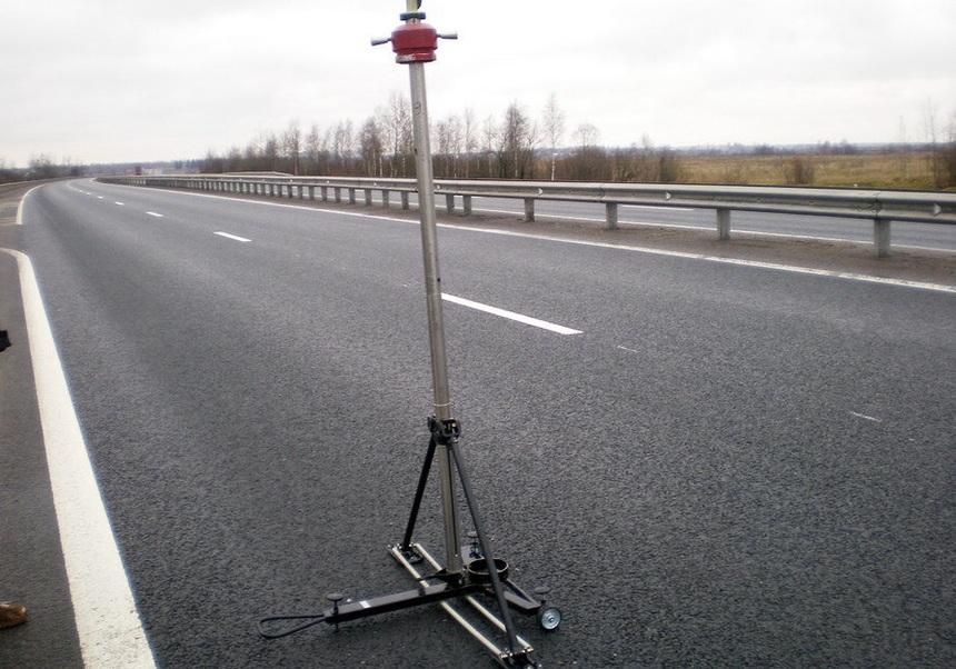 Методика контроля технического состояния автомобильных дорог